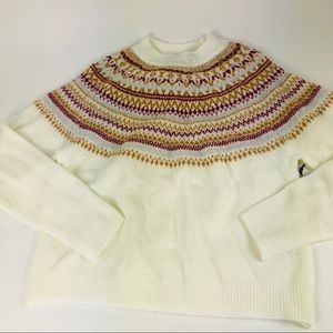 Sweet & Sinful Sweater Scrunchie Combo Ivory New
